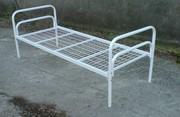 Ліжка металеві для гуртожитків двоярусні,  металеве ліжко для хостелів