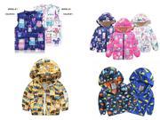 Детские жилетки,  ветровки,  куртки