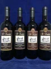Pinot Grigio, Nero D'avola,  Cabernet,  Chardonnay,  Merlot. 0, 75л.